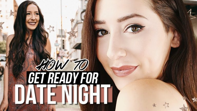 How to get ready for a date?